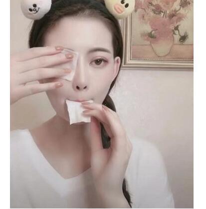 按肤质选卸妆油,卸到干净为止(图2)