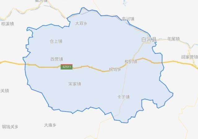 陕西省各县人口_陕西省一个县,人口仅5万,1947年才建县