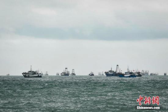 渔政亮剑专项执法行动去年查办违法违规案件3.45万件