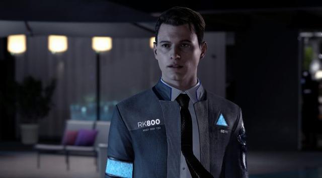《底特律:变人》《暴雨》《超凡双生》将登陆PC平台