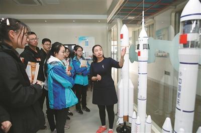 高精尖!探秘衢州二中里的中科院创新实验室
