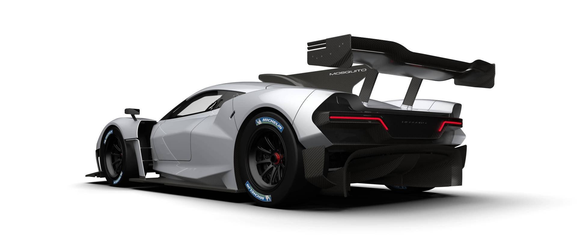 小众限量超级跑车捷克共和国能否获得市场一