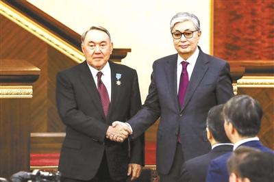 哈萨克斯坦新总统曾在北京进修