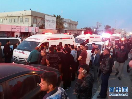 伊拉克北部渡轮沉没事故遇难人数升至93人_阿卜杜勒