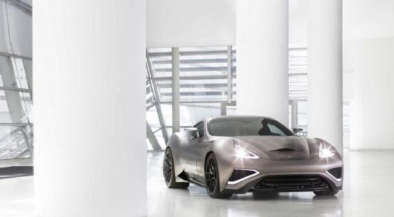 Icona,世界上最贵的车,只看产量不看销量