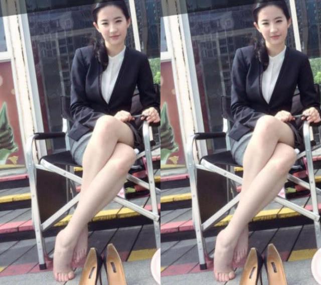 明星绝活:刘亦菲缠腿坐忍了,宋茜的大佬蹲,张一山的手指没法忍