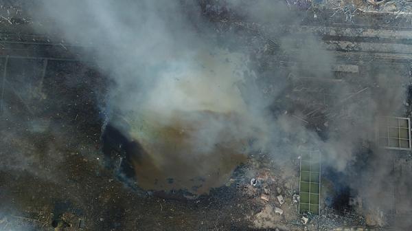 珠海化工厂爆炸具体什么情况?珠海化工厂爆炸令人震惊