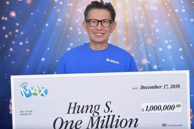 须眉中500万彩票企图辞职回家享福终端被告还被央浼平分奖金