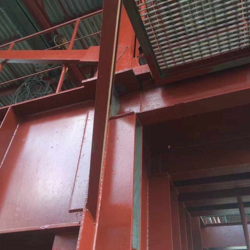 钢结构除锈防腐刷漆