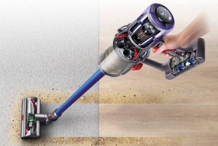 【PW早报】戴森发布全新V11吸尘器,吸力提升20%