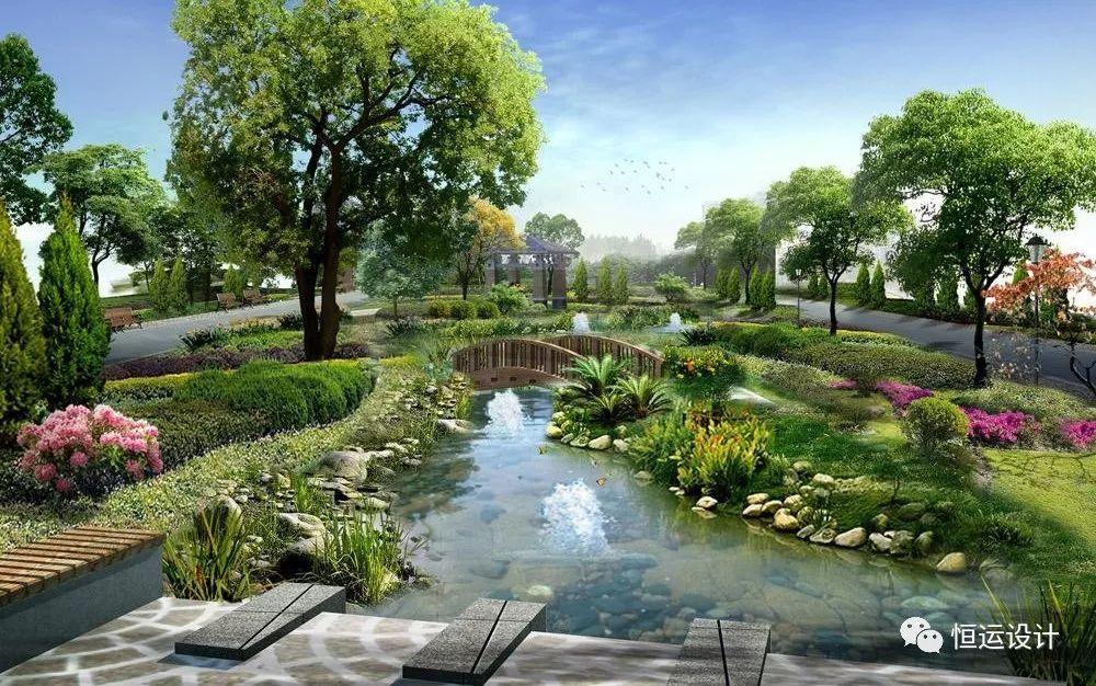 园林绿化设计要点