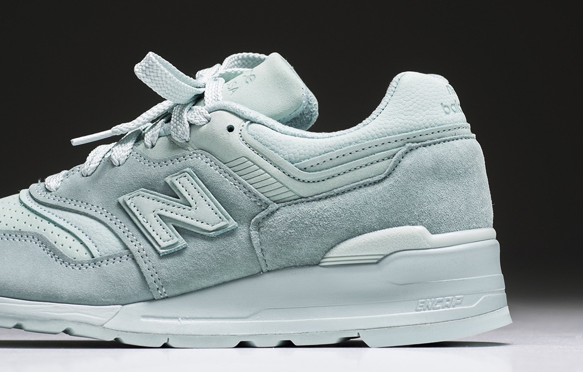 "New Balance 997""Mint Julep""新配色"