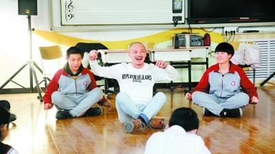 戏剧课让4万津冀学子收获快乐与自信