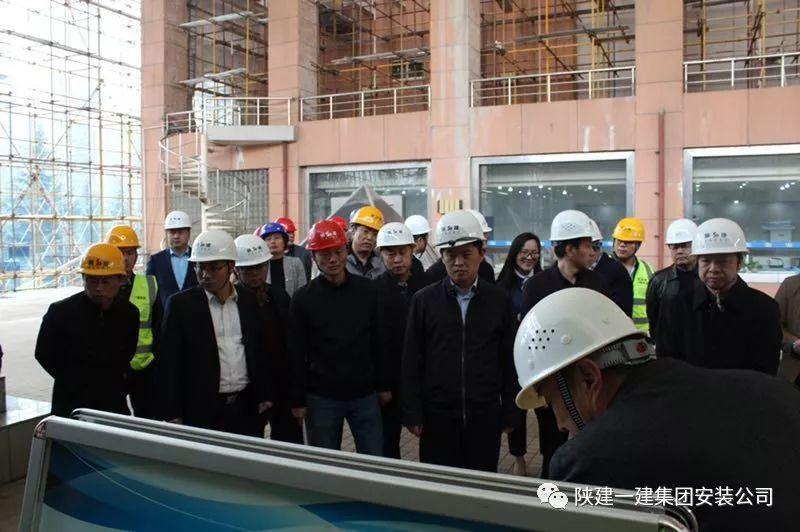 【基层动态】第七工程公司陕西省体育训练中心