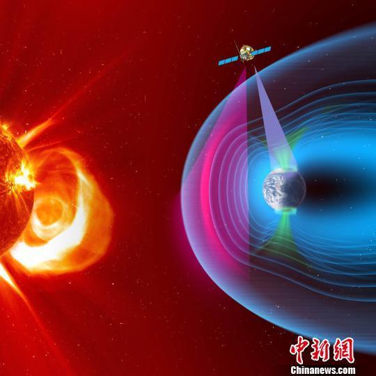 """中欧""""微笑计划""""卫星启动研制 预期2023年底发射"""