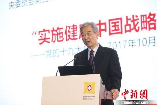 中国致力提升基层医疗机构服务能力 多个项目开启助分级诊疗全覆盖