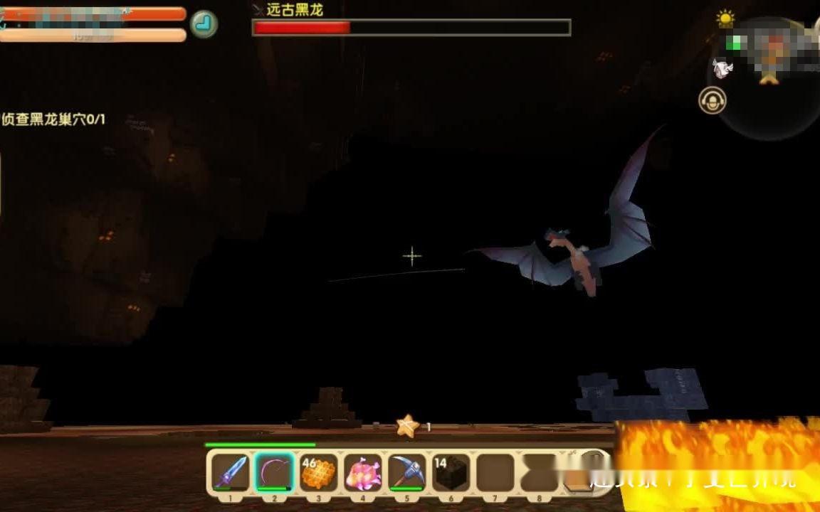 迷你世界:最强大的五个生物,图2掉落稀有道具,图5难度最高!