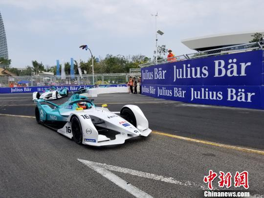电动方程式锦标赛三亚站收官 中国车队主场夺冠