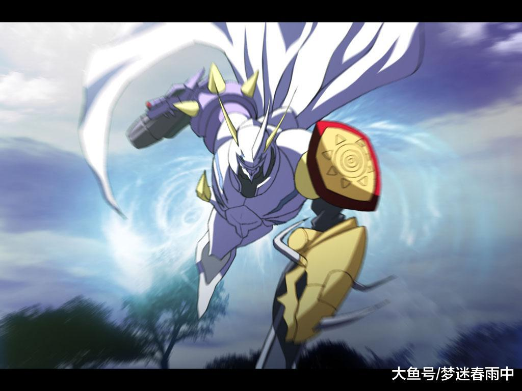 上皇家骑士吗,阿尔法兽会是他的对手图片