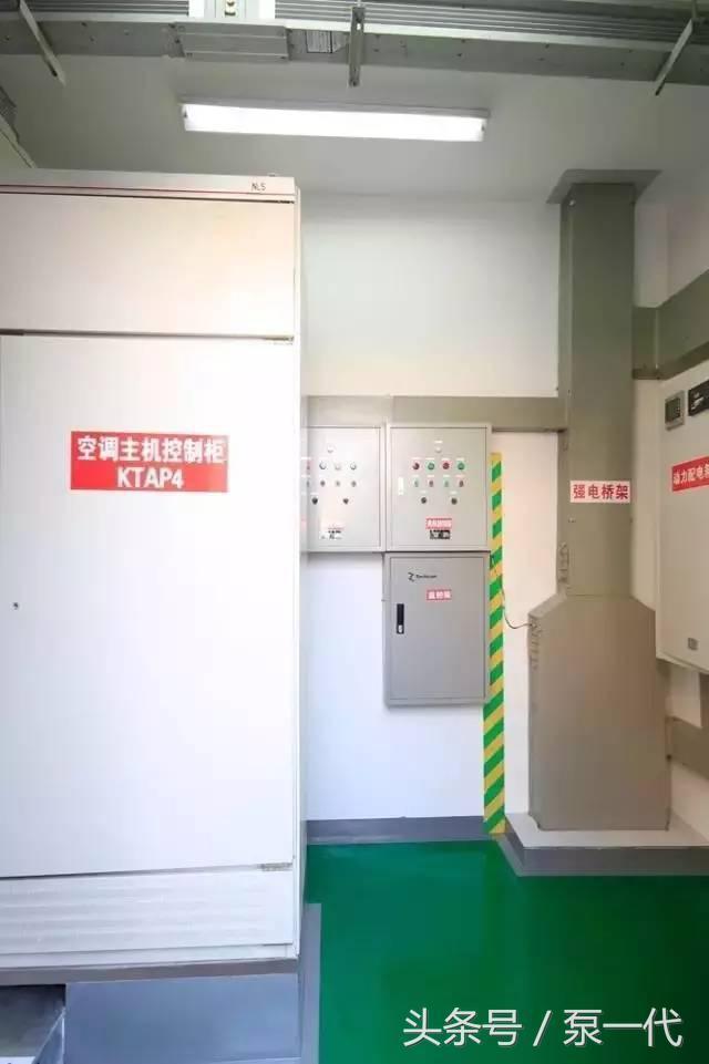 机泵设备安装现场,让强迫症无处可逃……