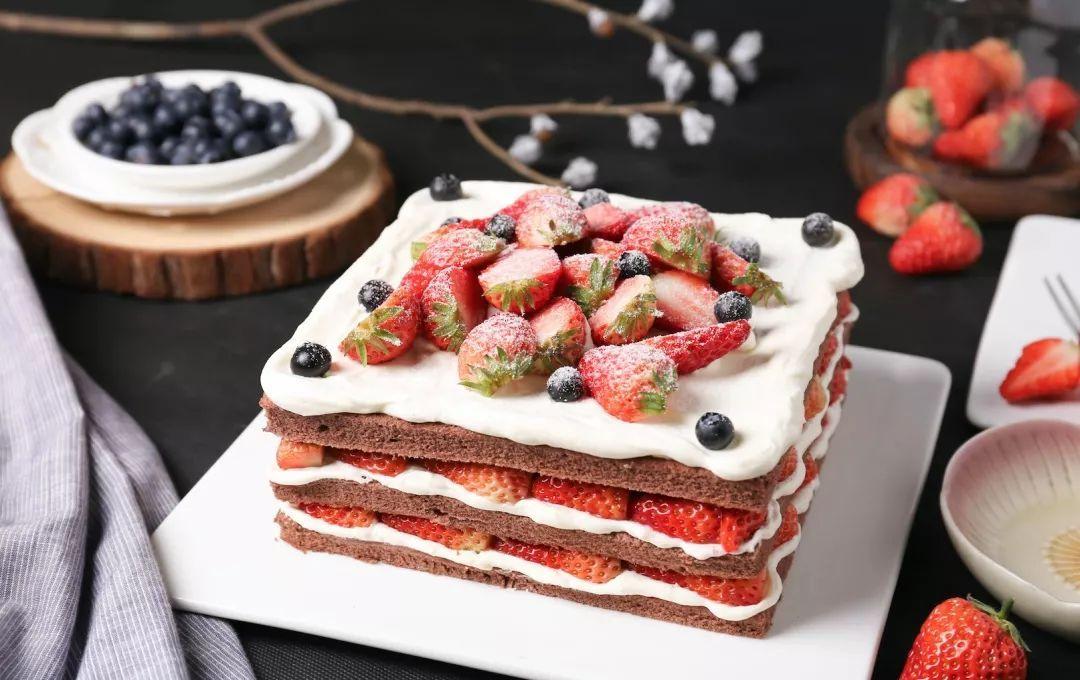 .【蛋糕作品】