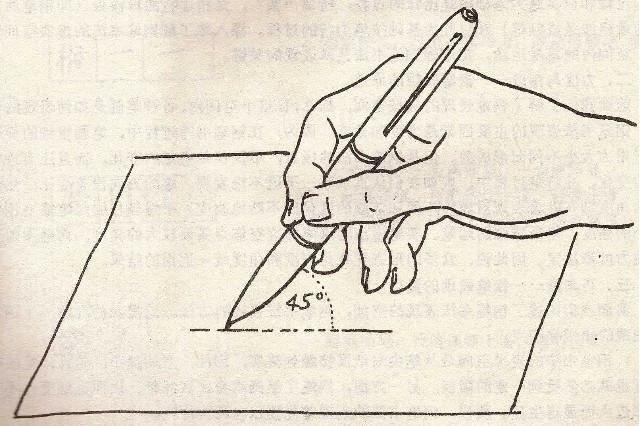 国家规定的汉字笔顺规则 附 笔画笔顺易错字集锦