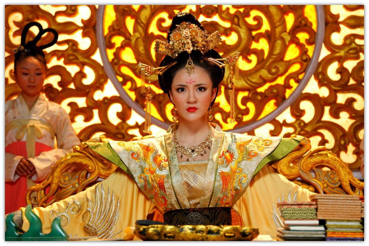 太平公主两段 绯闻 历史上她与王维 李隆基,真的相爱过吗