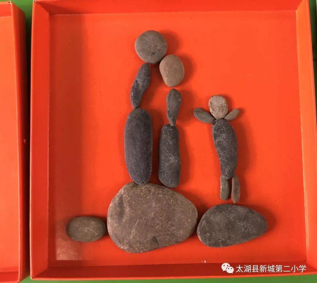 幼儿园大班美术涂色画
