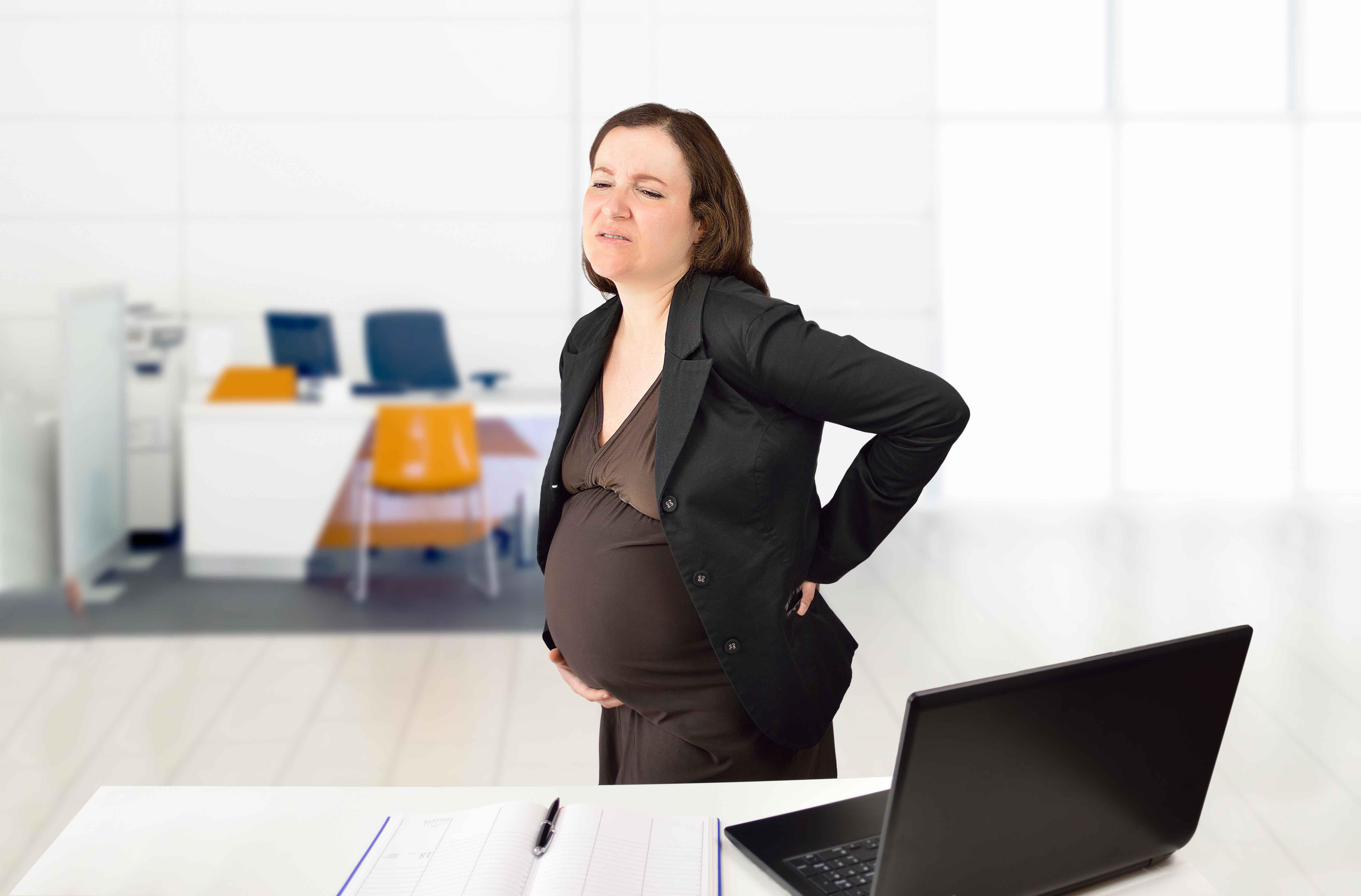 怀孕后这些动作别在做了,严重者还会导致流产!