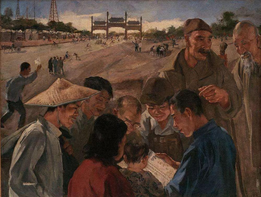 今天起,跟着它穿越70年,追寻南京解放的胜利足迹