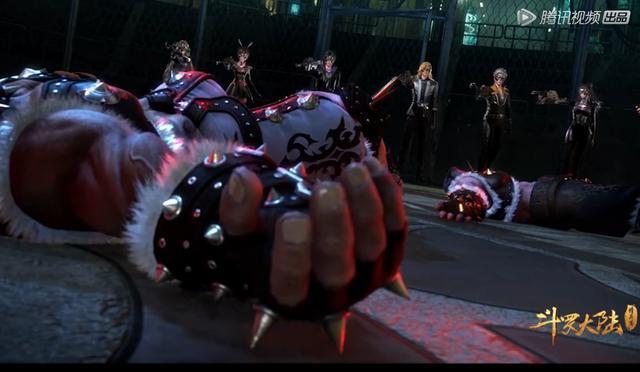 斗罗大陆44集:史莱克七怪30秒KO凶神战队!弗兰德发大财了-TopACG