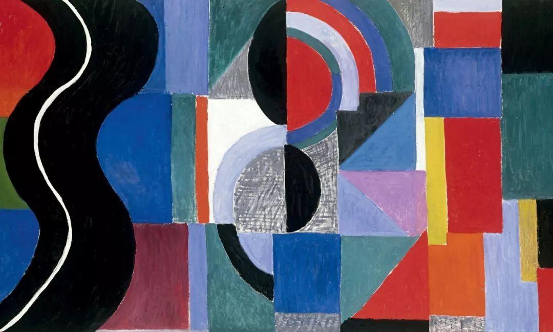 最早的纯抽象绘画是如何诞生的 设计推荐