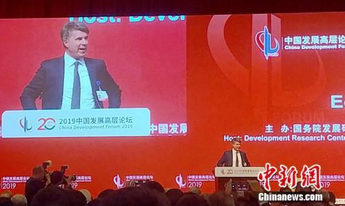 宝马董事长:在北京买单想刷信用卡,结果朋友直接刷手机了
