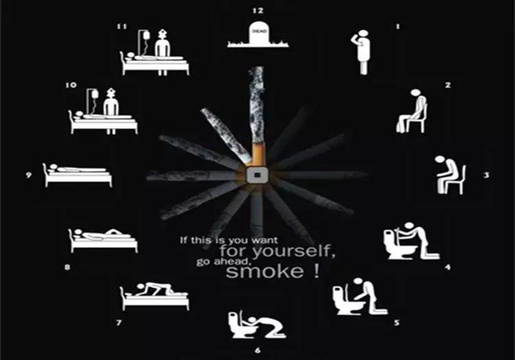 当吸烟遇上疾病
