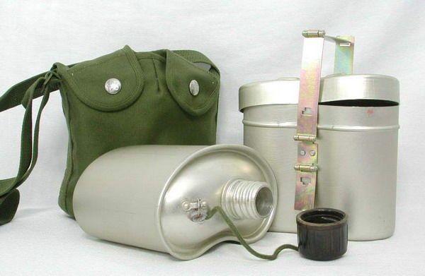 中國軍隊的水壺不僅可以喝水,還可以做飯,還可以做一件事,是啥_功能