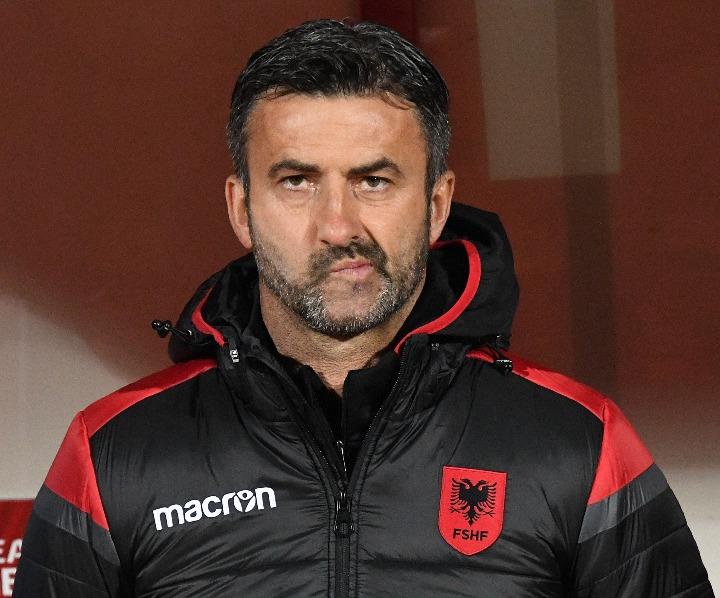 阿尔巴尼亚男足国家队主教练被解职