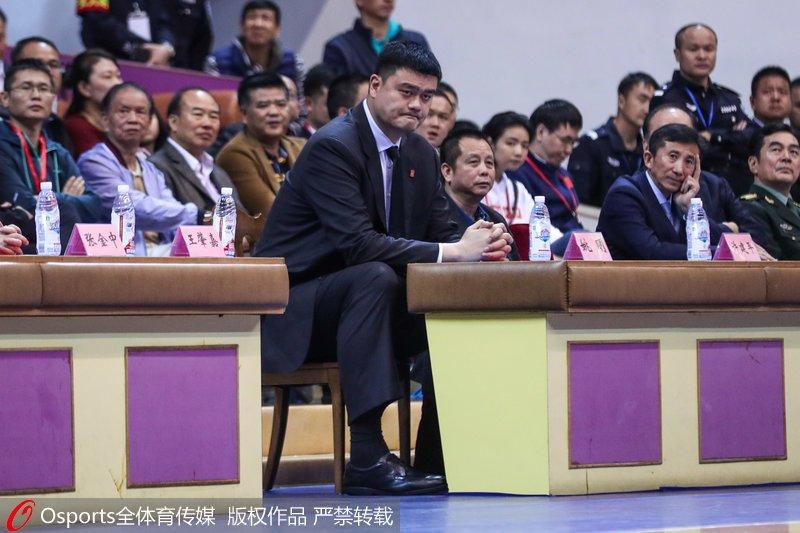 高清:WCBA广东总比分3-2八一夺冠 李月汝获MVP姚明亲临现场