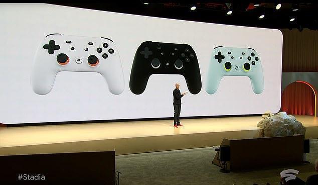 沙巴体育6月1维护时间Stadia:游戏云起来 谷歌进军游戏流媒体领域