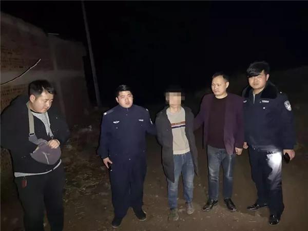 纳雍一男子网购被骗3400元,民警历经8小时将其如数追回