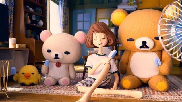 [4月新番]轻松熊与薰动漫,动画Rilakkuma and Kaoru全集下载,轻松小熊和小薰/轻松熊与薰小姐在线观看