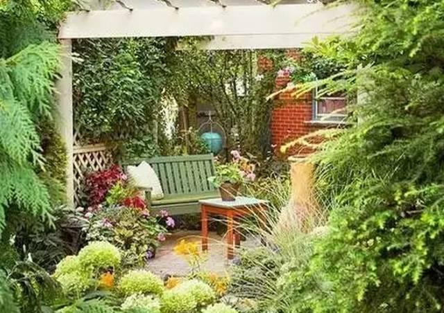 寂静古朴的小院,永远的心灵憩园