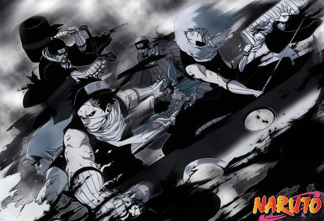 盘点火影里那些著名的忍者组织,最后一个至今仍是威胁!