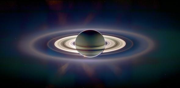 10个令人惊叹的太空图像