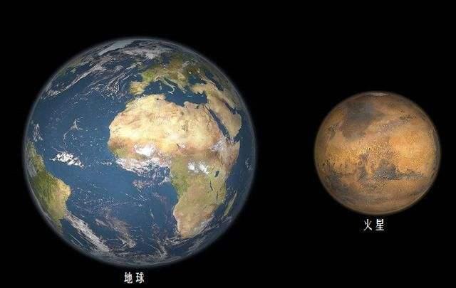 太阳系行星上的最高山峰却不在地球上,而是在火星上