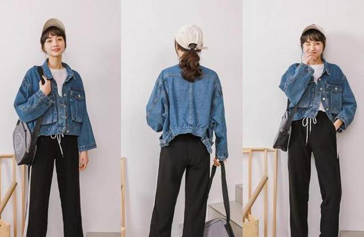 中华女性网|【热文】百搭的牛仔外套早春穿搭,舒适又时尚帅气