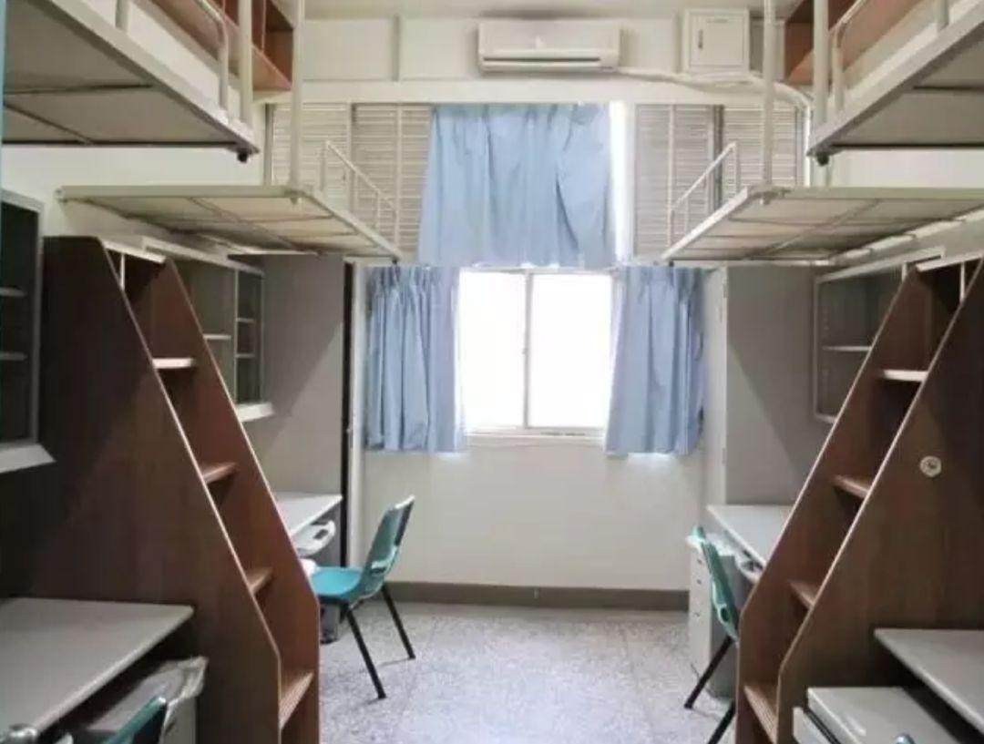 谁在中州大学上学啊,帮忙解释一下学校宿舍吧