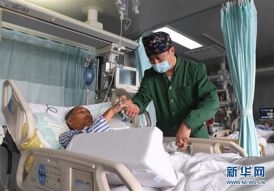 为了617个生命的赛跑——江苏响水爆炸事故伤员救治一线实录