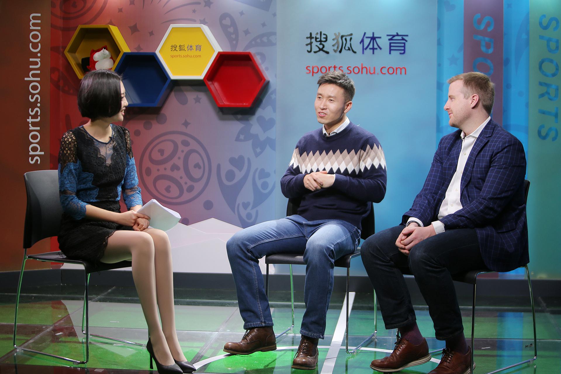 瓦格纳-勒夫 创sports创客谈:尼尔森体育谈中国体育营销痛点
