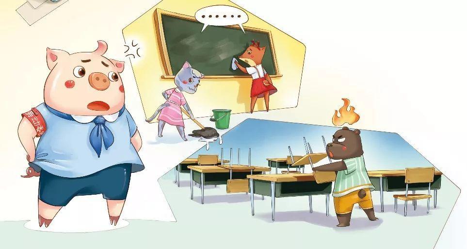 什么什么身教的成语_成语故事简笔画