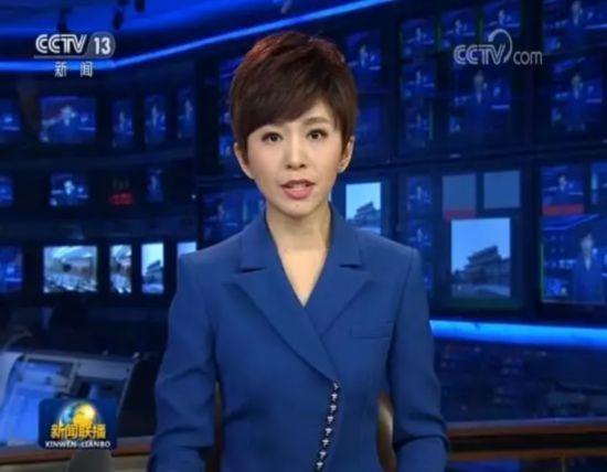 康辉海霞欧阳夏丹刚强 盘点《新闻联播》主播生活照